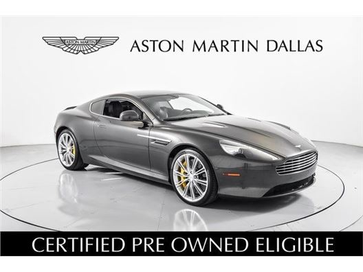 2013 Aston Martin DB9 for sale in Dallas, Texas 75209