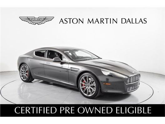 2012 Aston Martin Rapide for sale in Dallas, Texas 75209