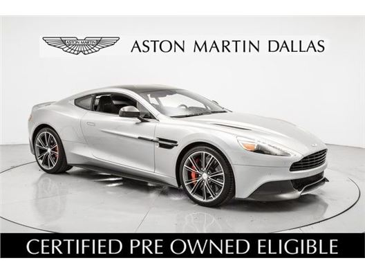 2014 Aston Martin Vanquish for sale on GoCars.org