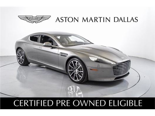 2017 Aston Martin Rapide S for sale in Dallas, Texas 75209