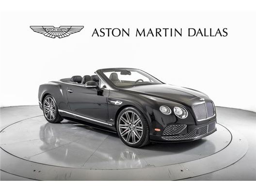2016 Bentley Continental GTC for sale on GoCars.org