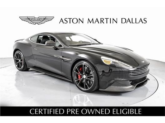 2016 Aston Martin Vanquish for sale in Dallas, Texas 75209