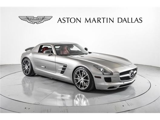 2012 Mercedes-Benz SLS AMG for sale in Dallas, Texas 75209