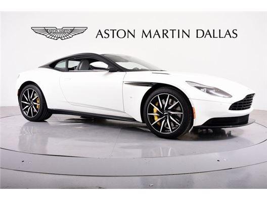 2018 Aston Martin DB11 for sale in Dallas, Texas 75209