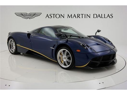 2014 Pagani Huayra for sale in Dallas, Texas 75209