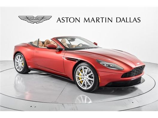 2019 Aston Martin DB11 for sale in Dallas, Texas 75209