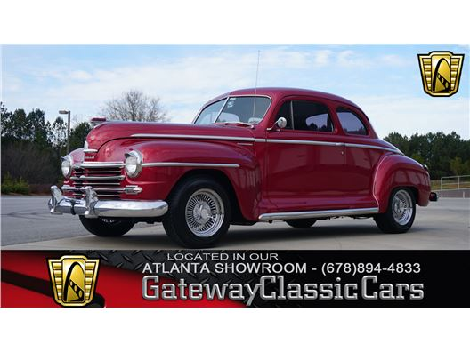 1948 Plymouth Special Deluxe for sale in Alpharetta, Georgia 30005