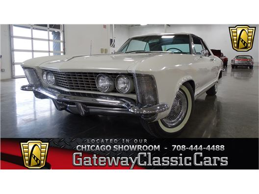 1963 Buick Riviera for sale in Crete, Illinois 60417