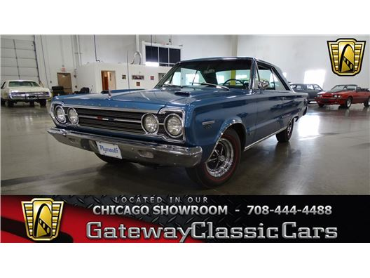 1967 Plymouth Belvedere for sale in Crete, Illinois 60417