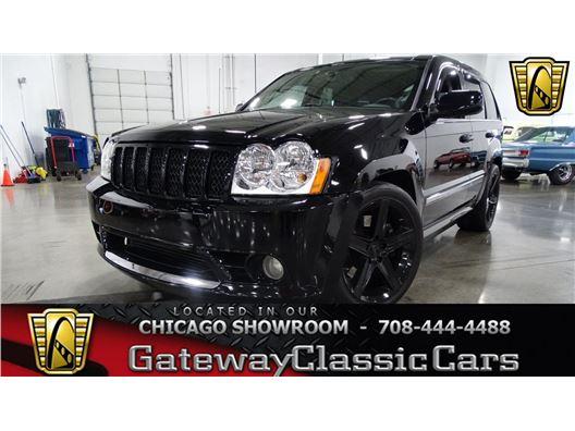 2007 Jeep Grand Cherokee for sale in Crete, Illinois 60417