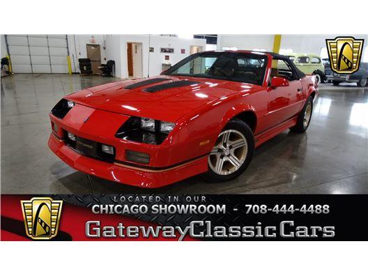 1988 Chevrolet Camaro for sale in Crete, Illinois 60417