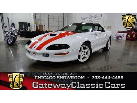 1997 Chevrolet Camaro for sale in Crete, Illinois 60417