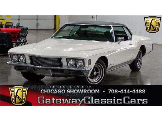 1971 Buick Riviera for sale in Crete, Illinois 60417