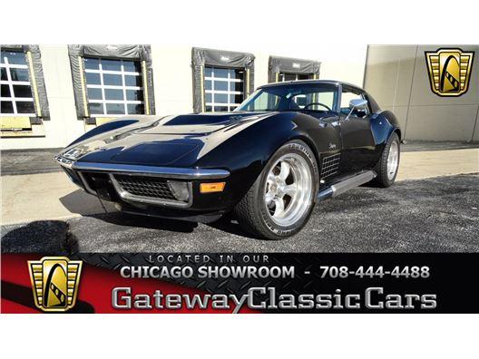 1971 Chevrolet Corvette for sale in Crete, Illinois 60417