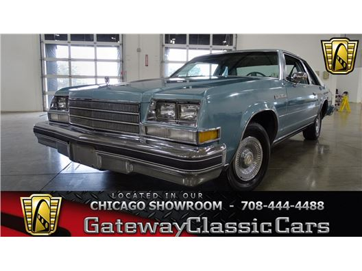 1979 Buick LeSabre for sale in Crete, Illinois 60417