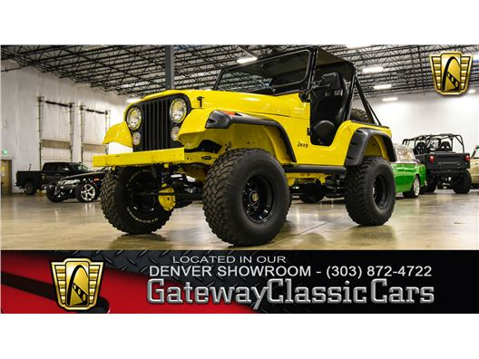 1981 Jeep CJ5 for sale in Englewood, Colorado 80112