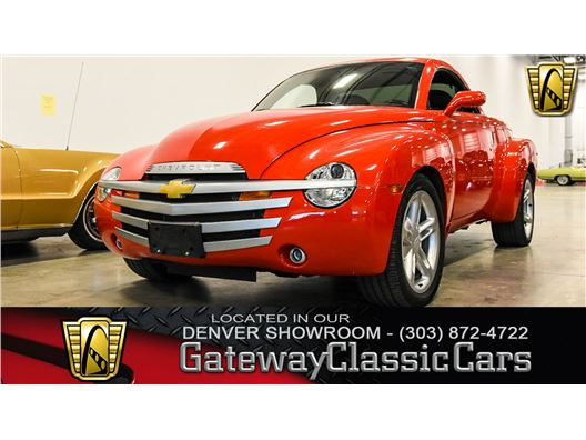 2004 Chevrolet SSR for sale in Englewood, Colorado 80112