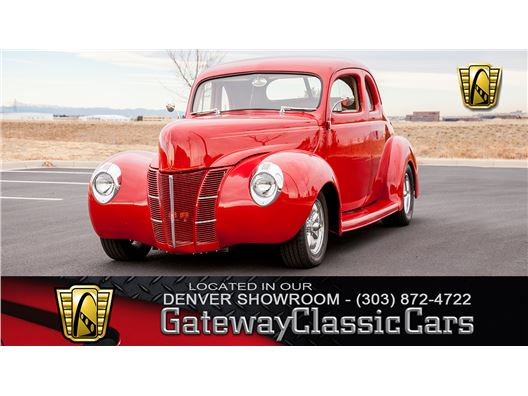1940 Ford Business Coupe for sale in Englewood, Colorado 80112