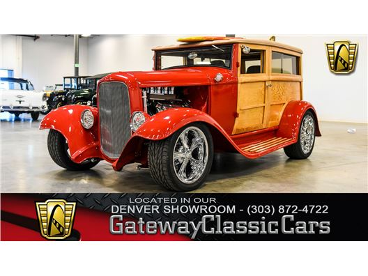 1932 Ford Woody for sale in Englewood, Colorado 80112