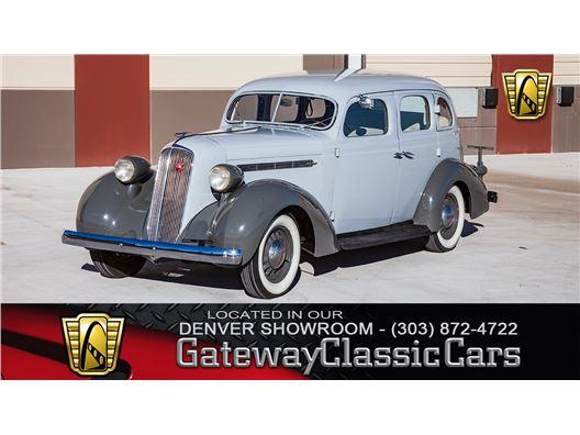 1936 Studebaker Dictator for sale in Englewood, Colorado 80112