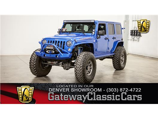 2015 Jeep Wrangler for sale in Englewood, Colorado 80112
