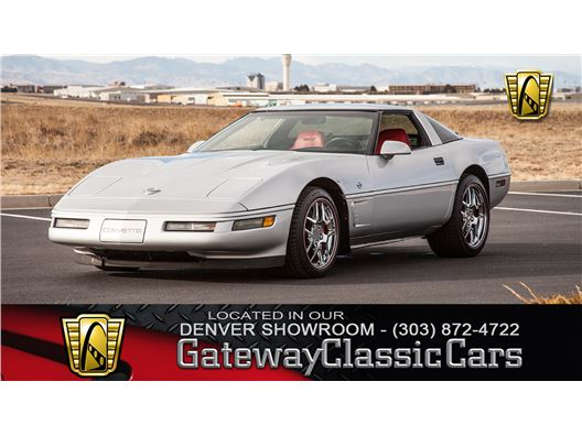 1996 Chevrolet Corvette for sale in Englewood, Colorado 80112