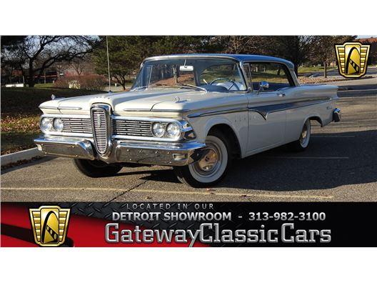 1959 Edsel Ranger for sale in Dearborn, Michigan 48120