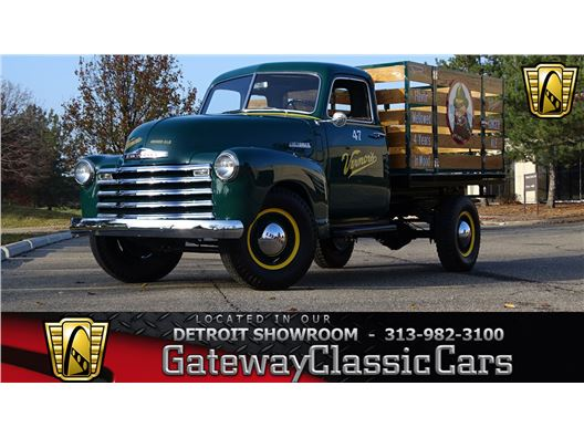 1947 Chevrolet Pickup for sale in Dearborn, Michigan 48120