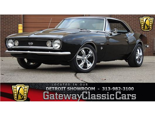 1967 Chevrolet Camaro for sale in Dearborn, Michigan 48120
