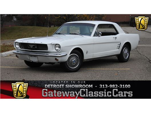 1966 Ford Mustang for sale in Dearborn, Michigan 48120