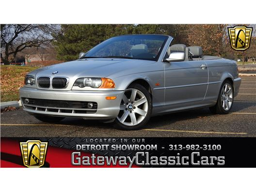 2000 BMW 323CI for sale in Dearborn, Michigan 48120
