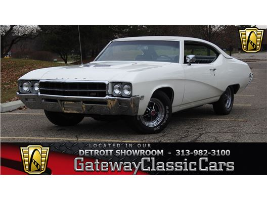 1969 Buick GS for sale in Dearborn, Michigan 48120