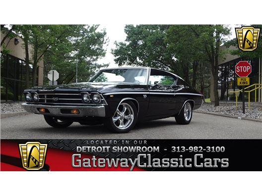 1969 Chevrolet Chevelle for sale in Dearborn, Michigan 48120