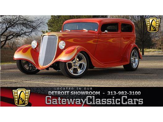 1933 Ford Sedan for sale in Dearborn, Michigan 48120