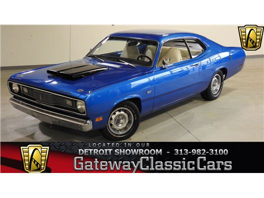 1970 Plymouth Duster for sale in Dearborn, Michigan 48120