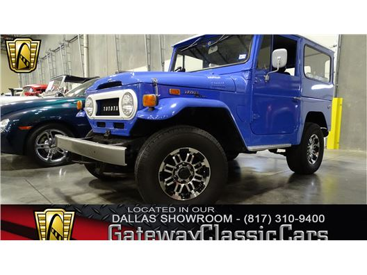 1971 Toyota FJ40 for sale in DFW Airport, Texas 76051