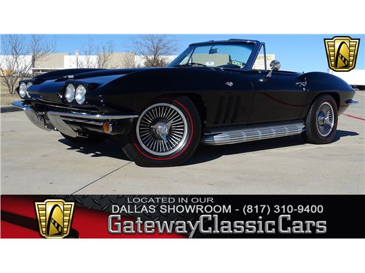 1965 Chevrolet Corvette for sale in DFW Airport, Texas 76051