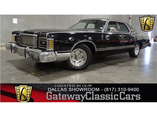 1978 Mercury Grand Marquis for sale in DFW Airport, Texas 76051