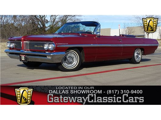 1962 Pontiac Bonneville for sale in DFW Airport, Texas 76051