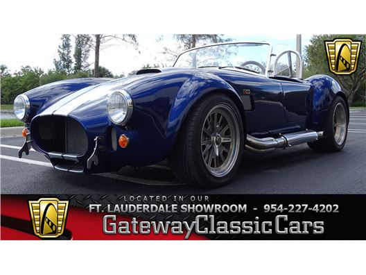 1965 AC Cobra for sale in Coral Springs, Florida 33065