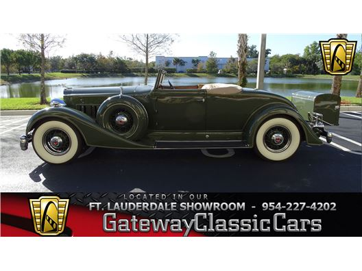 1934 Packard Super Eight for sale on GoCars.org