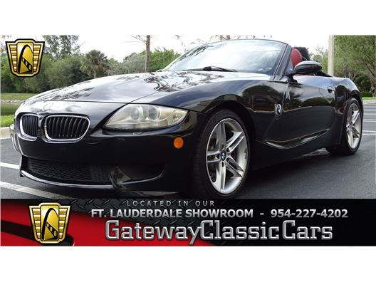 2006 BMW Z4 for sale in Coral Springs, Florida 33065