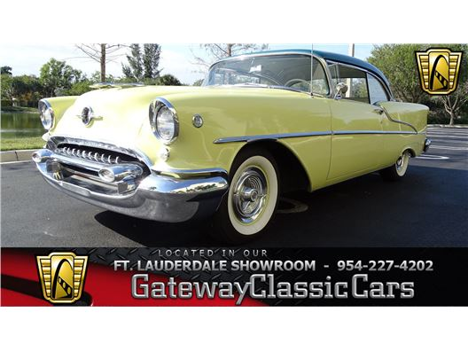 1955 Oldsmobile Holiday 88 for sale in Coral Springs, Florida 33065