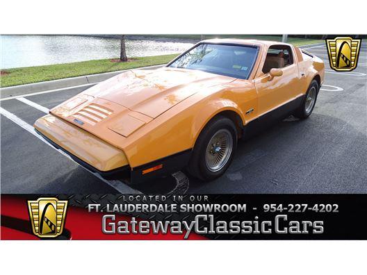 1974 Bricklin SV-1 for sale in Coral Springs, Florida 33065