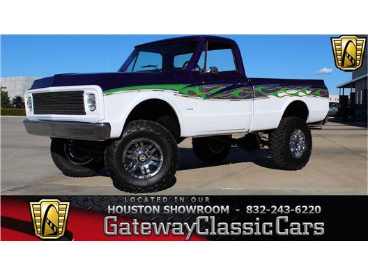 1970 Chevrolet K10 for sale in Houston, Texas 77090