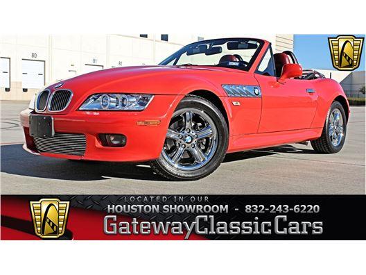 2001 BMW Z3 for sale in Houston, Texas 77090