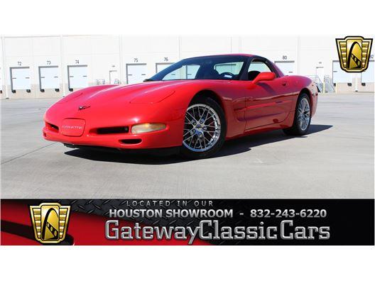 1999 Chevrolet Corvette for sale in Houston, Texas 77090