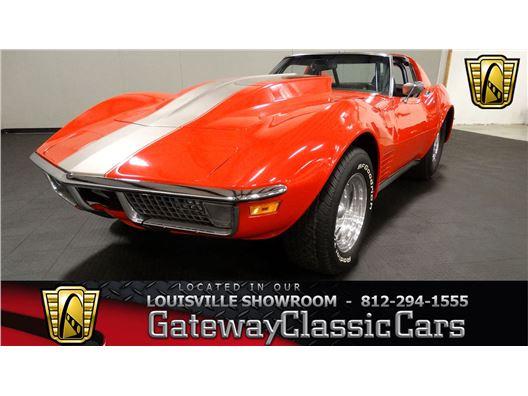 1971 Chevrolet Corvette for sale in Memphis, Indiana 47143