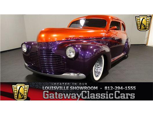 1941 Chevrolet Tudor for sale in Memphis, Indiana 47143