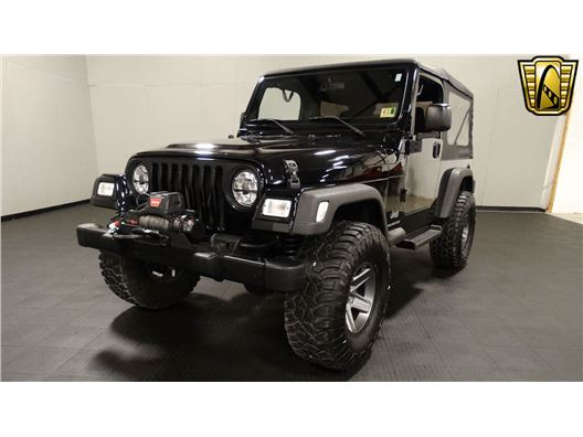 2006 Jeep Wrangler for sale in Memphis, Indiana 47143